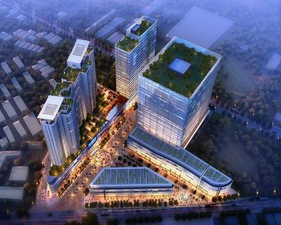 Schindler wins the contract to install elevators in the Times City development of Yangon.