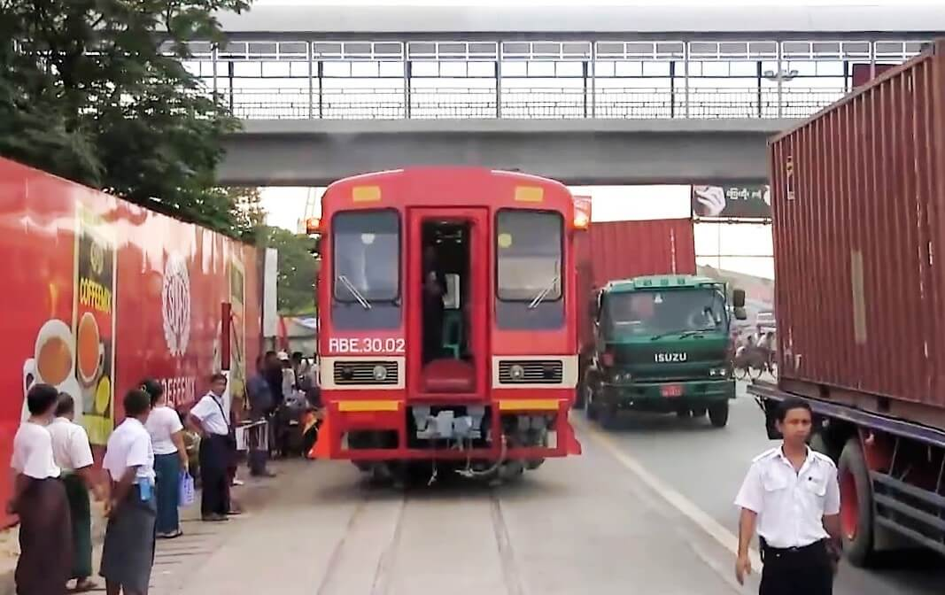 Yangon to provide tram services from October with phase two due December