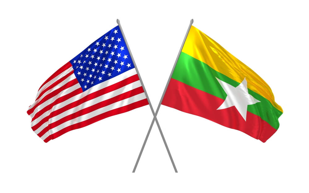 USA investment sanctions on Myanmar removed