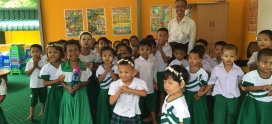 First foreign charitable school in Myanmar to achieve NGO status. FocusCore chosen to obtain licences and Government approvals.