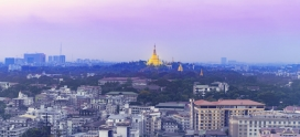 IMF reports more economic growth for Myanmar and higher forecasts for 2018.