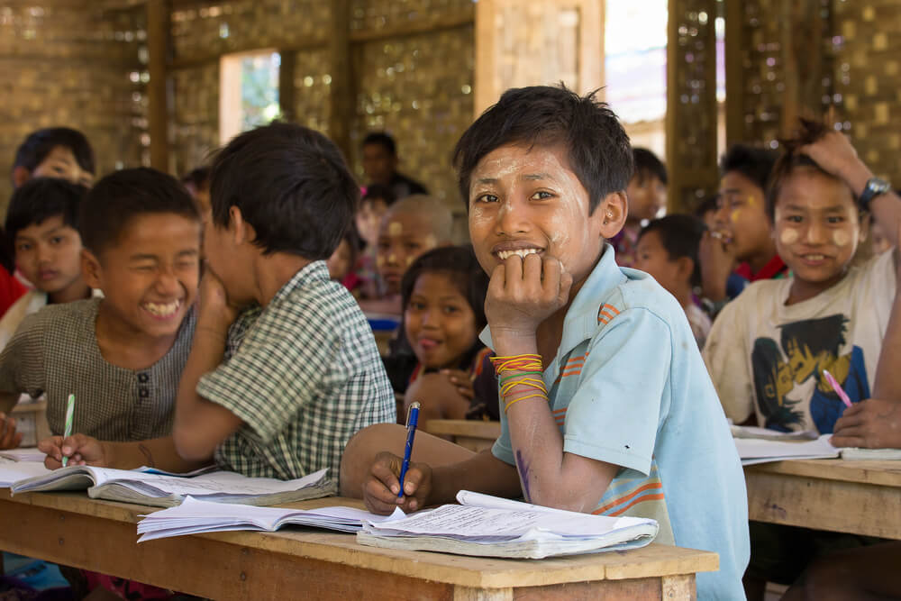 Myanmar – 100 percent foreign ownership now permitted for projects in the education sector.